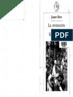 La Invencion de La Edad Media - Jacques Heers