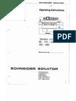 Senator MCV and SC-Video