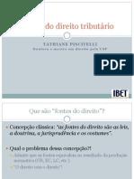 ibetfontesdodireitotributrio-110503140552-phpapp01.ppt