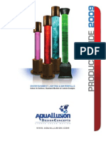 Aquallusion Products Guide 2010w