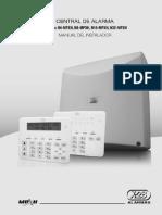 Manual Instalador N4 N8 N16 N32