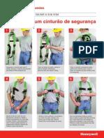 Como Vestir Um Cinturão de Segurança