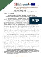 Tarefa2 Comentário ao trabalho de Fernanda Rocha