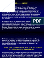 Problema Peru Chile