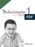 Solucionario 1