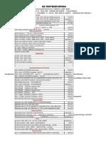 Tabela Rs - Atualizada