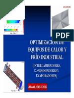 Optimiz Equip Calorfrio Indust