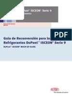 Guia de Reconversion ISCEON MO29 ( HOJA II )