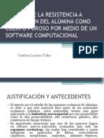 Presentacion 1 - Analisis de La Resistencia a Compresion Del Alumina