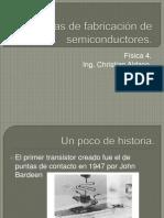 Tecnicas de Fabricacion. Fisica 4