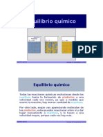 Clase Equilibrio Quimico - Sep2014 - DFMC