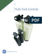 Logix 764 Multi-Tank Controls