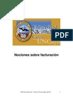 Teoría Facturación RG 1415_2011 - UNC