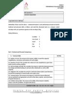 Evaluation file
