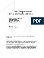 ACPIspec30- Advanced Configuration & Power Interfacce Specification