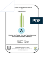 RPP KURIKULUM 2013 SMP  IPA KELAS 8 SEMESTER 1 Bab3-JARINGAN TUMBUHAN