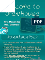 open house 2014-2015 pptfinal