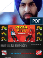 Pizza Hut vs Dominozz