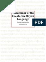 Yucatecan Maya Grammar