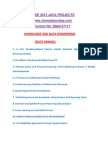 Ieee 2013 Java Projects