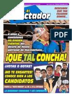 Periodico El Espectador Setiembre
