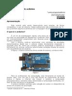 Apostila Arduino Basico