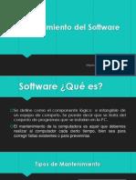 239357538 Mantenimiento Del Software
