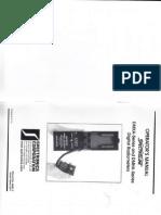 UV Light Meter Spectroline Model DM-365XA