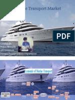 Pasar Transportasi Laut