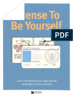 License to Be Yourself