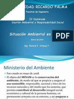 Situación Ambiental en El Perú