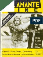 Nº 2 Revista EL AMANTE Cine