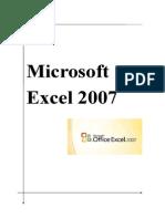 Manual Excel 2007