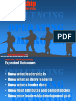 basic army leadership