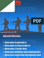 basic army leadership