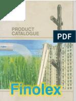 Finolex Pvc Products Cata Cum Tecnical Details