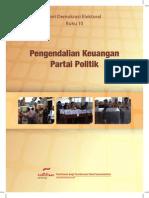 Buku Pemilu ( Pengendalian Keu Parpol)