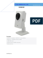 Wireless Ip Camera NCM629W Specification-ttb Vision Co.,Ltd-www.ttbvision.com