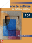 Ingenieria Del Software. Un Enfoque Practico