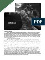 Stalker Oblivion Lost TTWG