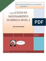 RAZONAMIENTO-EJERCICIOS