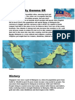 Malaysia - Information Report