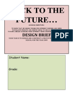 inquiry design brief