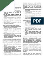 Gabarito Prova Sub p1 Dto Penal II Noturno a 25-11-12