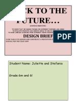 design brief1