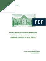 9.Informe Revision Evidencias Derechos en Sp