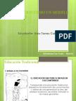 La Educación Como Un Modelo Educativo (Alex Fidel Torres Calderon)