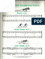 Piano Warmups
