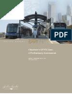 Charlotte's LYNX Line
