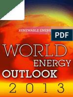WEO2013 Ch06 Renewables